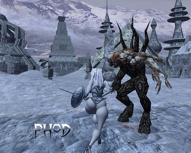 PHoD Ice Citadel 2