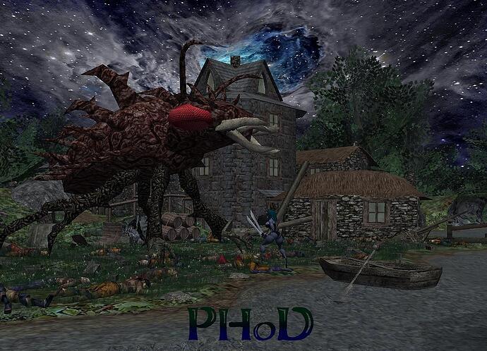 PHoD Outrageous Bug