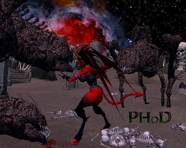 PHoD Demoness Tales 02