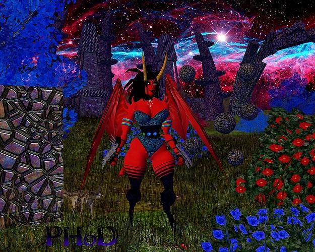 PHoD Demoness Tales 03