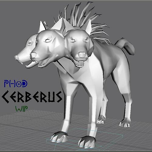 PHoD Cerberus
