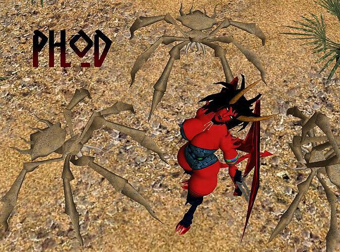 PHoD Sand Tick 2