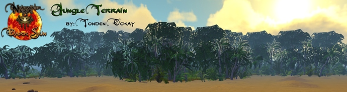 Jungle Terrain 001