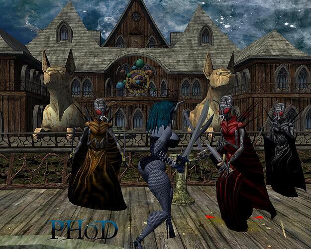PHoD Evil Bug Lords