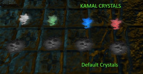 KCrystals
