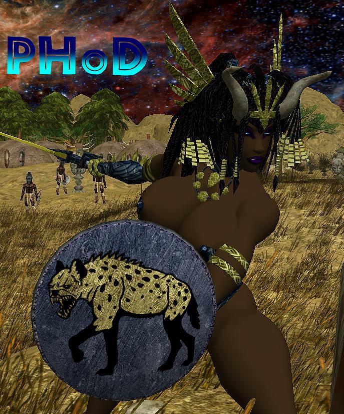 PHoD HyenaShield